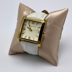 EUC Rare Michael Kors MK-2172 Square Watch